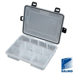 Коробка рыболовная водонепроницаемая Salmo WATERPROOF 280x180x50